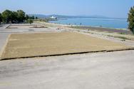 Είναι γεγονός - Το πρώτο γήπεδο των Παράκτιων Αγώνων της Πάτρας είναι έτοιμο (pics)