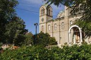 Γιορτάζει ο ιστορικός ναός του Παντοκράτορα Πατρών - Ευλογία με σταφύλια στους πιστούς