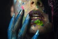 Το πιο χρωματιστό πορτρέτο που έχουμε δει