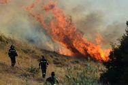 Σε κατάσταση συναγερμού η Αχαΐα για πυρκαγιές την Κυριακή