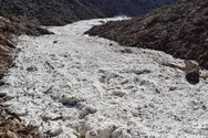 Τα χιόνια δεν έχουν λιώσει ακόμα στην Κρήτη