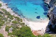 Το ελληνικό νησί που μοιάζει με... κροκόδειλο, από ψηλά (video)