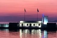 Ο καύσωνας μετέτρεψε τον ουρανό της Πάτρας σε μια... ροζ πανδαισία (pics)