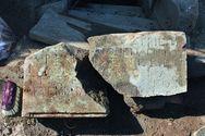 Αποκαλύφθηκε επιγραφή κλασικών χρόνων στην Εύβοια