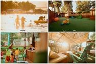 Σαμπρέλα - Ένα beach bar