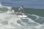 Surfer δαμάζουν τα κύματα (video)