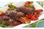 Μαγειρέψτε ψαρονέφρι φουρνιστό με λαχανικά