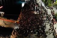 Κυβερνητική σύσκεψη για το χάος στη Σαμοθράκη