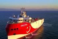 Αγκυροβολημένο στην Κωνσταντινούπολη το τέταρτο πλοίο που στέλνει η Τουρκία στην Κύπρο