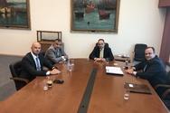 Μέλη του Επιμελητηρίου Αχαΐας συναντήθηκαν με τον Υπουργό Ναυτιλίας, Γιάννη Πλακιωτάκη!