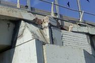Ο Άκης Τσελέντης κρούει τον κώδωνα του κίνδυνου για τη γέφυρα της Περιμετρικής (φωτο)