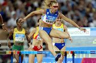 Σαν σήμερα 25 Αυγούστου η Φανή Χαλκιά κατακτά στους Ολυμπιακούς Αγώνες της Αθήνας το χρυσό μετάλλιο