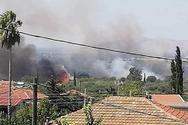 Αχαΐα: Ξέσπασε φωτιά στο Ριόλο