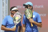 Beach Tennis Aνδρών: Ρεσιτάλ από Ιταλούς, Γάλλους και Πορτογάλους