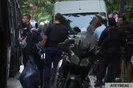 Μεγάλη αστυνομική επιχείρηση στα Εξάρχεια