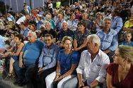 Πάτρα: Ο Κ. Πελετίδης στην τελετή έναρξης των Μεσογειακών Αγώνων (pics+video)