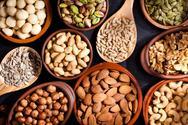 Οι ξηροί καρποί μειώνουν τον κίνδυνο εμφράγματος και εγκεφαλικού