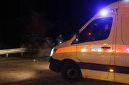 Αγρίνιο: Δικυκλιστής τραυματίστηκε σοβαρά σε τροχαίο