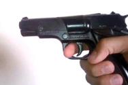 Πάτρα: Kυκλοφορούσε με όπλο