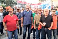 Στα συλλαλητήρια στη Θεσσαλονίκη αντιπροσωπεία εργαζομένων του