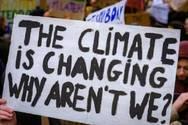Κινητοποίηση για το κλίμα στην πλατεία Γεωργίου της Πάτρας