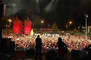Αγγελάκας - Παυλίδης: Μια μοναδική συναυλία που αποθέωσε το Manifest της Πάτρας (video)