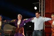 Πάτρα: Ο Κώστας Πελετίδης στο φεστιβάλ της ΚΝΕ - Η αφιέρωση της Ματούλας Ζαμάνη