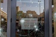 Μπαράζ επιθέσεων σε τράπεζες και γραφεία της ΝΔ