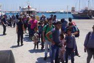 527 πρόσφυγες έφτασαν μόνο σήμερα σε Λέσβο, Χίο και Σάμο