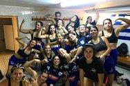 Τα κορίτσια της εθνικής Ελλάδος στο rugby, πήραν το