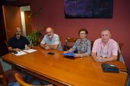 Συνάντηση εκπροσώπων του Δικτύου για την Προστασία από το Παθητικό Κάπνισμα με τον Αντιπεριφερειάρχη Χαρ. Μπονάνο