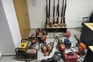 Ηλεία: Δύο εγκληματικές ομάδες βρέθηκαν στα χέρια της αστυνομίας