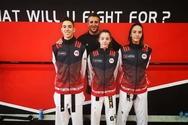 Διπλή αποστολή για το Fight Club Patras στη Βαρσοβία και στα Τίρανα