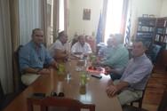 Καλογερόπουλος & Καπεντζώνης μίλησαν για τη δημιουργία ακτοπλοϊκής σύνδεσης Αιγίου - Αγίου Νικολάου