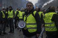 Γαλλία - 7.500 αστυνομικοί επί ποδός για τις διαδηλώσεις των Κίτρινων Γιλέκων