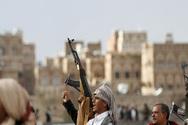 Υεμένη - Οι υποστηρικτές των Χούτι γιόρτασαν τα πέντε χρόνια από την κατάληψη της Σανάα