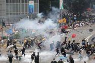 Νέες συμπλοκές μεταξύ αστυνομίας και διαδηλωτών στο Χονγκ Κονγκ