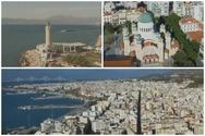 Προσεγγίζοντας από αέρος δύο από τα πιο γνωστά αξιοθέατα της Πάτρας (video)