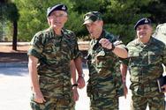 Επίσκεψη Αρχηγού Γενικού Επιτελείου Στρατού στο 401 ΓΣΝΑ (φωτο)