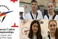 Ταεκβοντό: Πρωταθλητές Ευρώπης οι Παππάς, Μαρεντάκη
