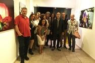 Πάτρα: Mε επιτυχία τα εγκαίνια φωτογραφικής έκθεσης στην Γκαλερί Cube (φωτο)