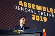 Μπαρτσελόνα: Αποσύρει τα μετάλλια του Φράνκο