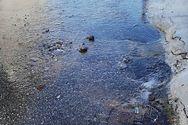 Καταγγελία: Τρέχει - τρέχει το νερό εδώ και 20 μέρες και η ΔΕΥΑ Πατρών