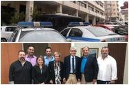 Συνάντηση των Αστυνομικών Αχαΐας με την Γ.Γ. Αντεγκληματικής Πολιτικής