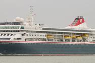 Στο λιμάνι της Πάτρας το κρουαζιερόπλοιο