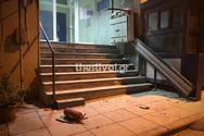 Επίθεση με μολότοφ τα ξημερώματα στο Α.Τ. Τούμπας (φωτο+video)