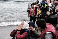 Αυξημένες κατά 54% οι ροές προσφύγων και μεταναστών