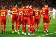 Προκριματικά Euro - Το Βέλγιο δεν βρίσκει… αντίπαλο