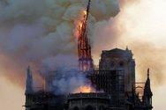 Παναγία των Παρισίων: Ετοιμάζεται τηλεοπτική σειρά για την πυρκαγιά