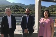 Δυτική Ελλάδα: Επίσκεψη του Νεκτάριου Φαρμάκη στην Ολυμπία Οδό (φωτο)